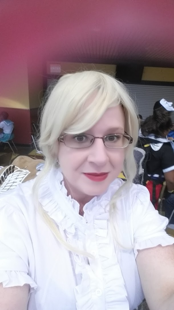 Me As Glynda